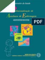 Profae Apostila 5 _saúde Do Adulto_ Assistência Cirúrgica e Atendimento de Emergência