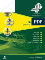 4B Braime Elevator Bolts Catalogue