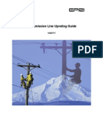 Epri - Transmission Line Uprating 345kv to 745kv