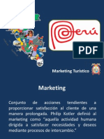 Marketing Turistico Uancv