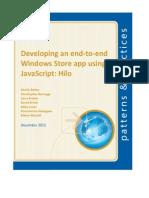Hilo Javascript