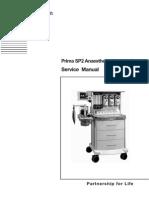 Maquina de Anestesia Pelon Prima_sp2_service_manual