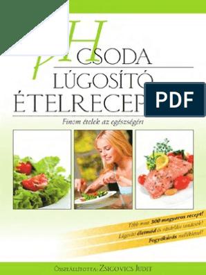 vegetáriánus receptek a fogyáshoz pdf
