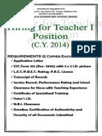 NOTE - Hiring for Teacher Applicants_PDF