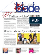 Washingtonblade.com, Volume 45, Issue 27, July 4, 2014