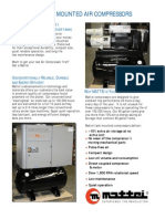Tank Mounted Compressors Literature