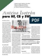 Antena Isotron