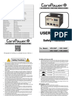 CorePower AVR Users Guide July 2013