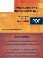 Fatigue Damage Estimation in Existing Railway Steel Bridges