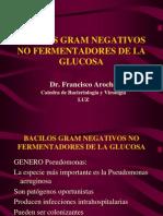 Bacilos Gram Negativos No Fermentadores de La Glucosa