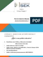 Clase 2_Gestión y Liderazgo Pedagógico I