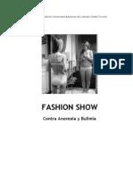 Protocolo Fashion Show