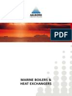 Marine Boilers and Heat Exchangers - AALOBORG