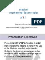 Presentation Executive English Revised