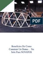 Mini Invernadero Casero, Como Construir Un Domo, Imagenes de Domos Para Casas, Como Fabricar Un Domo