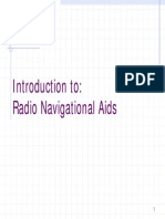 Radar Aids and Navigations
