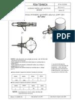 Bratara Universala Intindere -Sustinere Cabluri Pt. Leamt 20kv