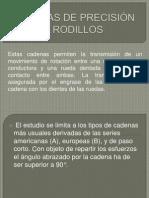 Cadenas de Precisión a Rodillos