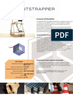 Brochure Dettagliata Kenstrapper MendelMax