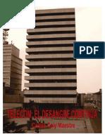 Telecom - El Desangre Continúa - Tamaño Media Carta