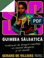 Gerard de Villiers - Guineea Salbatica