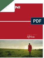 Catalogo Viaggi Kuoni 2010 - Africa