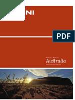 Catalogo Viaggi Kuoni 2010 - Australia