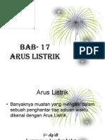 17. Arus Listrik