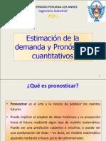 PCP I 2013 Pronosticos Cuantitativos 25 Junio