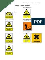 Simbol bahaya k3ll