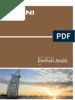 Catalogo Viaggi Kuoni 2010 - Emirati Arabi
