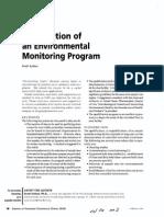 Qualification of EM Program