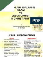 Prophet Isa Alaihissalam