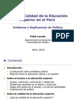 Acceso Educacion Superior (MGP)