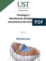 Fisiologia de Membrana