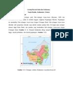 Geologi Daerah Satui Dan Sekitarnya