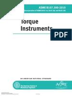 ASME - B107.300-2010 Torque Instruments (2010)