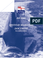 British Maritime Doctrine