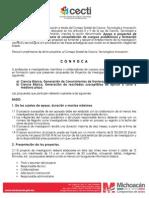 Convocatoria Proyectos Investigacion 2014