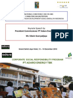 04 - Keynote Speech Presentation Mr Edwin Soeryadjaya - President Commissioner PT Adaro Energy Tbk.pdf
