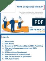 Mar25 ASUG XBRL Compliance With SAP