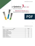 Prog Aula Fisica y Quimica 3ESO