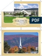 Equinox Village View Book 2014