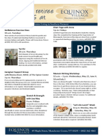 Proactive Retiree Events May 2014