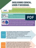 Los Estudios Sobre Ciencia, Tecnología y Sociedad