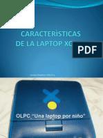 Caracterìsticas Laptop