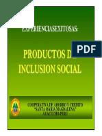 Cooperativa de Ahorro y Crédito Santa Maria Magdalena Ayacucho Perú