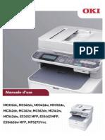 Stampante Oki- Manuale