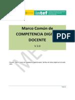 Competencia Digital Docente V2