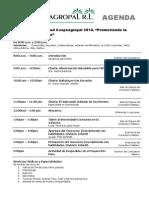 Agenda de La Mini Feria 2014
